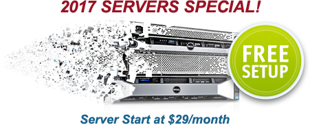cheap dedicated servers - shop now